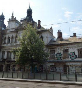 NPÚ: Seznam ohrožených nemovitých památek – Železniční stanice Vyšehrad