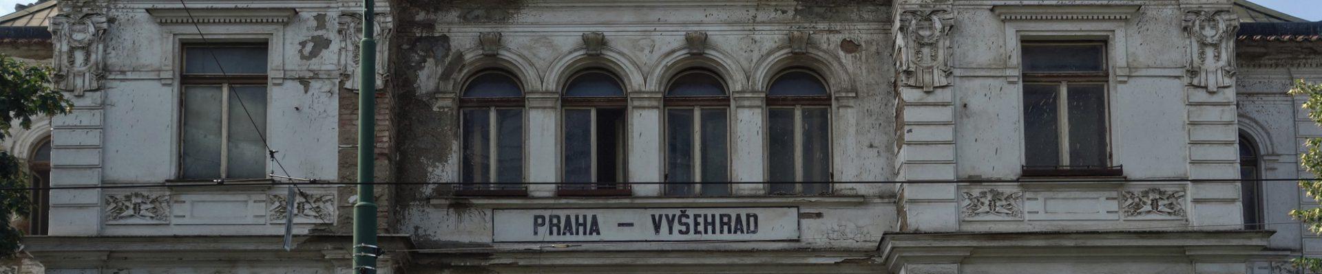 Archiv rubriky: Napsali o nádraží Vyšehrad