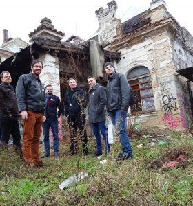 Vznikla Pracovní skupina knádraží Vyšehrad Rady hl. města Prahy