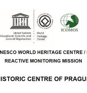 Mise WHC UNESCO navrhuje Praze využít své pravomoci kvyvlastnění bývalého nádraží Vyšehrad
